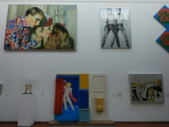 Pop art al Ludwig Museum
